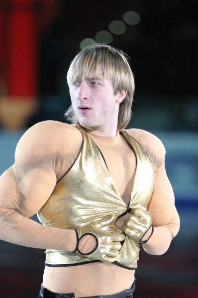 Плющенко олимпиада секс бомб